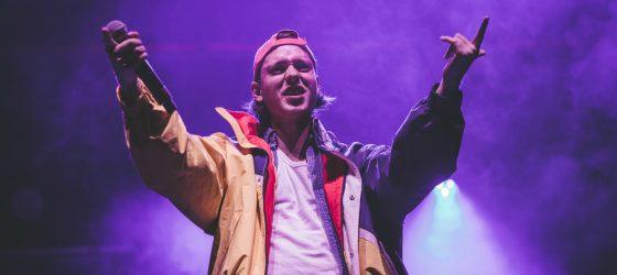 Loud acclamé meilleur rappeur québécois par les YouTubeurs français