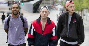 Le Devoir reçoit 5 rappeurs québécois en marge des Francofolies de Montréal