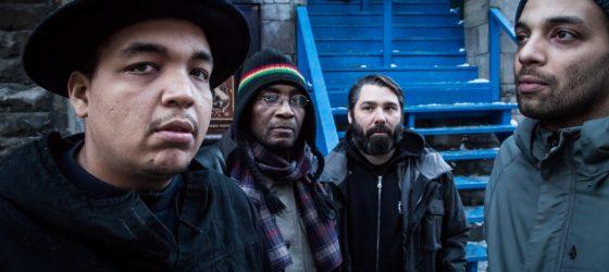 Le groupe rap-reggae Brown dévoile un mini-album surprise
