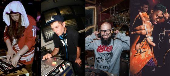 5 DJ sets que tu ne veux pas manquer aux Francofolies de Montréal