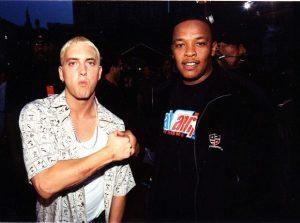 Dr. Dre raconte sa première session studio avec Eminem