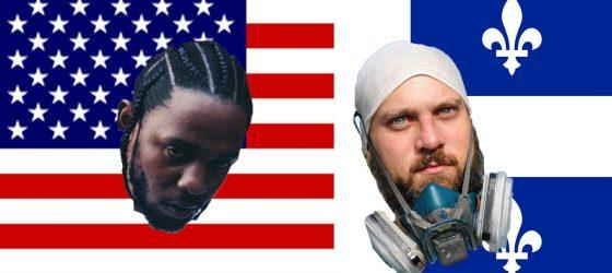 5 MC's québécois qui ont fait une chanson avec des rappeurs américains