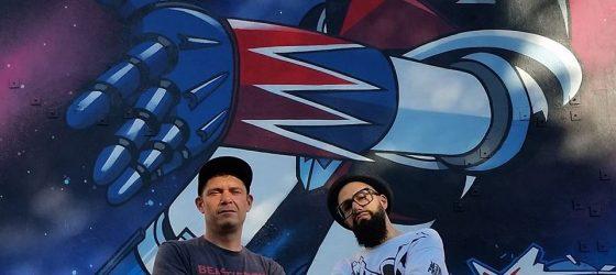 Le rappeur Seba et Dj Horg signent sur le label de Marc Dupré