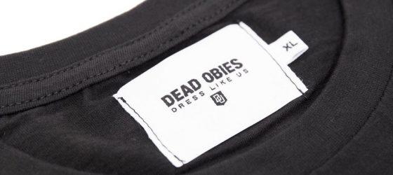 Dead Obies dévoile sa nouvelle collection de vêtements