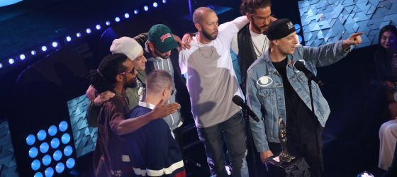 Alaclair Ensemble remporte le Félix de l'Album hip-hop de l'année 2017
