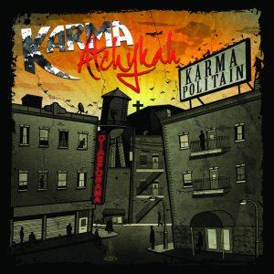 Karma Atchykah – Karmapolitain