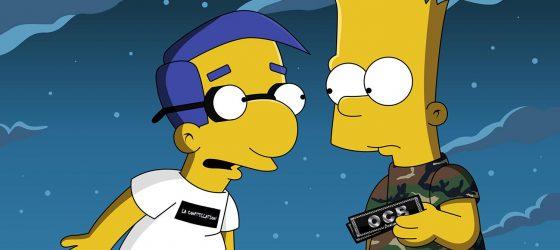 Les Simpsons donne un petit cours d'histoire du rap québécois