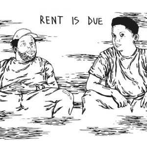 Lou Phelps – Rent Is Due (feat. Key!)