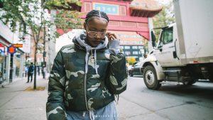 Photoshoot dans le Chinatown avec la rappeuse Chung Li
