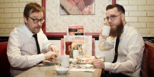 Jeune Chilly Chill et Maitre J lancent un album rap pour les amateurs de punk