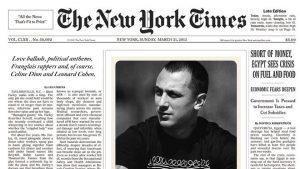 Le célèbre New York Times partage sa playlist québécoise incluant du hip-hop d'ici