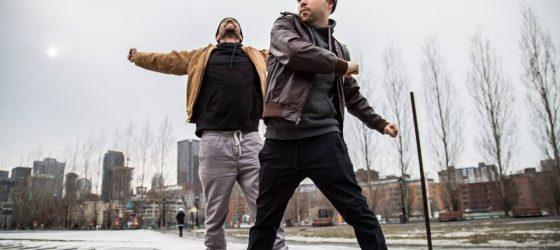 Le rappeur québécois D-Track s'envole pour une tournée en Chine