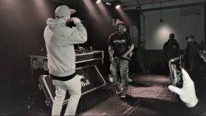 Le légendaire rappeur américain Ras Kass charmé par Beeyoudee