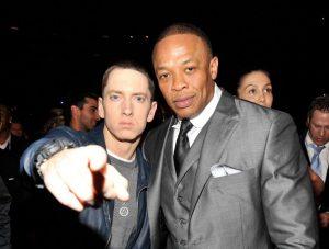 Dr. Dre avoue qu'il a des centaines de chansons inédites d'Eminem