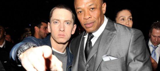 Eminem revient aux sources en dévoilant un album surprise, produit avec Dr. Dre