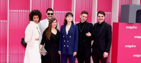 Un prix à Cannes pour DOMINOS, une série dominée par le «rapqueb»