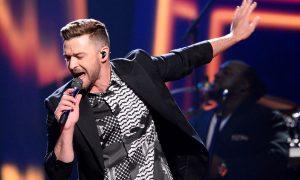 Justin Timberlake reprend Eminem pendant un concert à Détroit [vidéo]