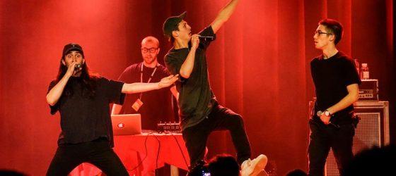 La formation hip-hop québécoise LaF s'impose pour la finale des Francouvertes