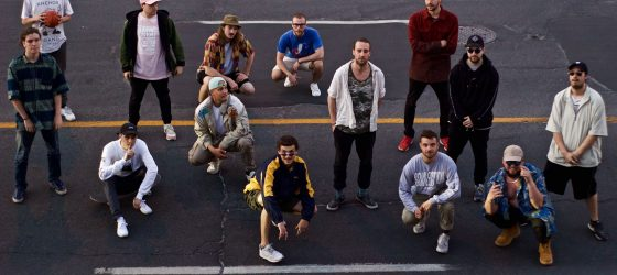 La petite histoire du collectif hip-hop queb La Fourmilière [#ganggang vol. 1]