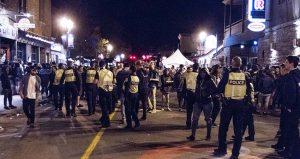Le festival Santa Teresa s'est terminé en grabuge et mini émeute