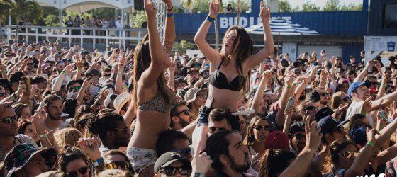 100 photos pour revivre la journée historique du rap queb au Beachclub