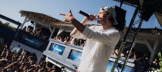 Osheaga annonce 2 block party 100% HHQc à Gatineau et Montréal avec Loud, Rymz et FouKi