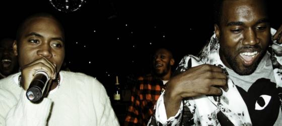 Kanye West a dévoilé le tracklist du nouvel album de Nas