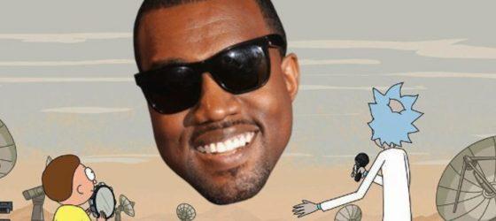 Les créateurs de Rick et Morty ont fait une chanson en l'honneur de Kanye West