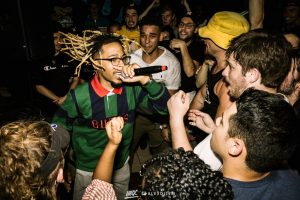 FouKi, Moka Boka et Krisy : un autre showcase réussi au MURAL [photos]