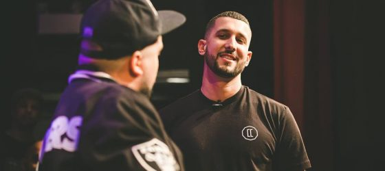 Suspek-T, du Casse-Croute, remporte la compétition hip-hop End of the Weak aux Francos 2018