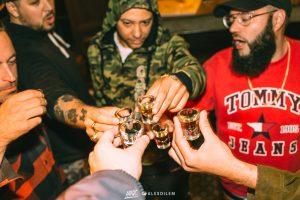 Ruffneck organise maintenant une soirée hip-hop tous les jeudis