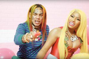 6ix9ine, Nicki Minaj, Murda Beatz – FEFE