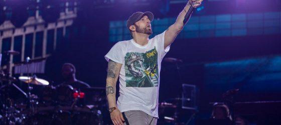 Eminem bat un record des Rolling Stones