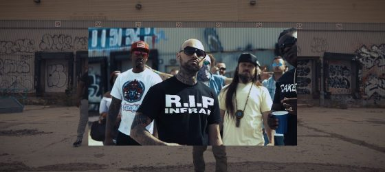 Un 54 minutes de nouveautés du rap québécois dans notre playlist de la semaine