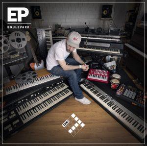 Téhu – EP Boulevard 2