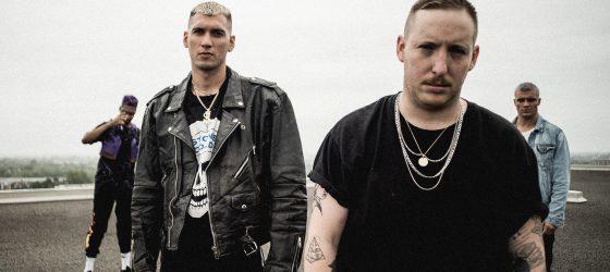 Rymz et Lary Kidd débutent la tournée Jeunes Prince Tour à Rimouski samedi avec Shash'U et David Lee