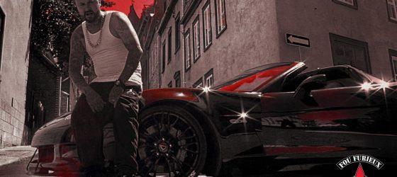 Fou Furieux dévoile la date de sortie et le tracklisting de son album à venir sur BBT Wreck-Hurdz