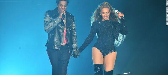 Vidéo : Jay-Z et Beyoncé agressés en plein concert