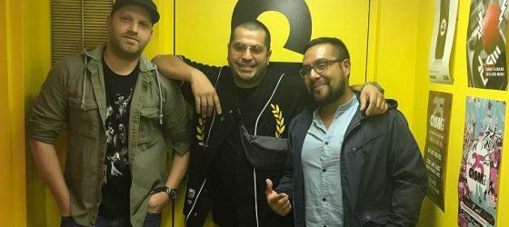 Carlos Munoz, de Joy Ride Records, remet les pendules à l'heure au sujet des subventions