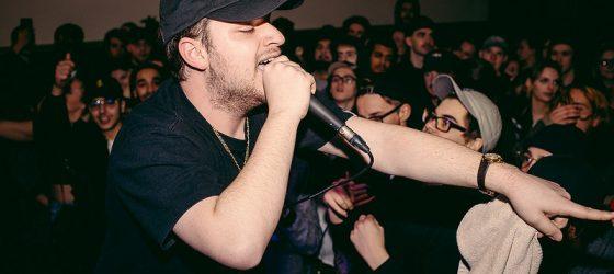 Avec Saint Laurent, le rappeur québécois Rowjay a touché le million en 48 heures