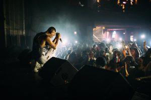 Rymz célèbre les un an du MTelus aux côtés de David Lee, Farfadet et Shash'U [photos]