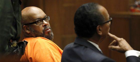 Suge Knight est condamné à 28 ans de prison pour meurtre