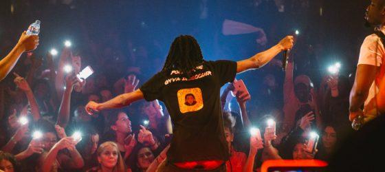 Dans un Club Soda animé, Tizzo, Corops et Demon D.O.A. ont confirmé leur importance dans le rap québécois