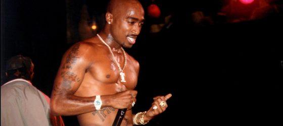 La famille de Tupac met la main sur des chansons non dévoilées du rappeur