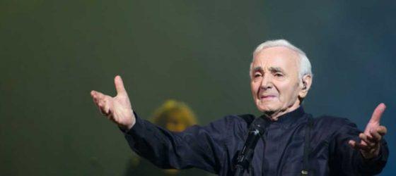 Voici pourquoi le hip-hop doit pleurer la mort de Charles Aznavour