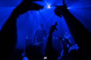 Photos :  Hugo TSR & TSR Crew au Club Soda [Crédit : Mat Turner]