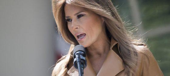Parodiée comme strip-teaseuse dans une vidéo, Melania Trump appel au boycott de T.I.
