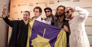 Alaclair a vendu son Félix, gagné pour l'Album hip-hop 2017, pour une bonne cause
