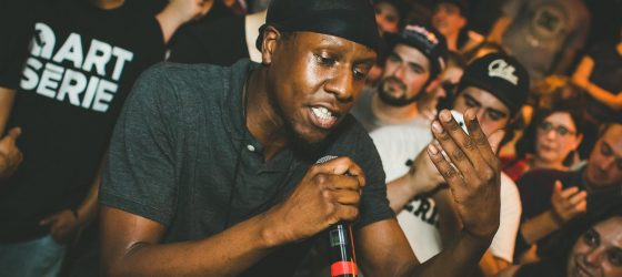 Une première pour les deux ligues de battle-rap montréalaises qui s'affronteront ce vendredi