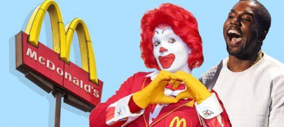 Burger King réplique à Kanye West qui avoue préférer McDonald's